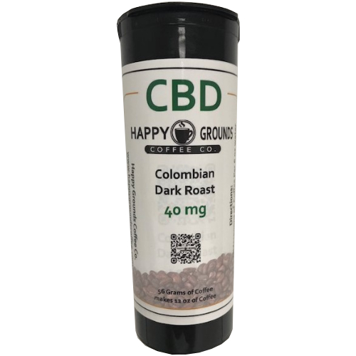 CBD Coffee grounds