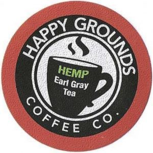 Hemp Earl Grey De la Creme Tea